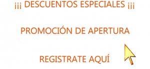Logo Descuentos especiales