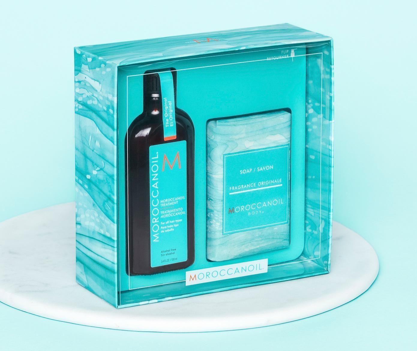 Moroccanoil Aceite 100 ml + soap de regalo