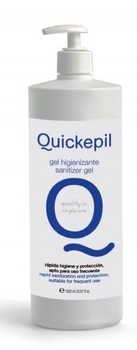 QUICKEPIL GEL HIDROALCOHOLICO 1000 ML