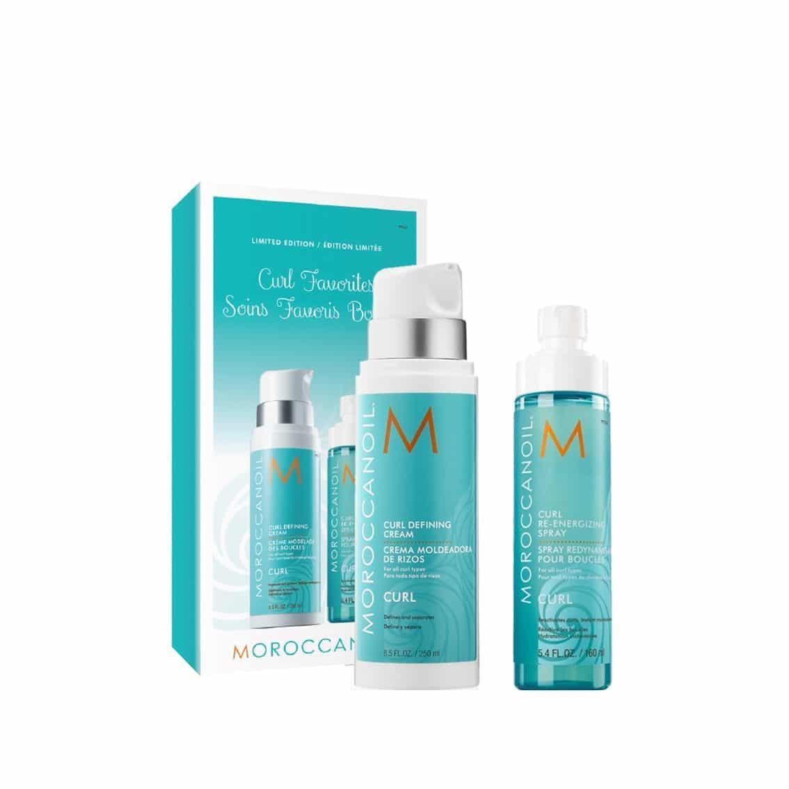 Moroccanoil Pack Curl Defining Cream + Spray Activador de Rizos de regalo